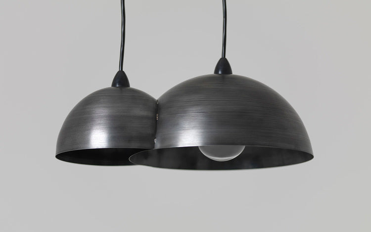 'Cloud' pendant lights