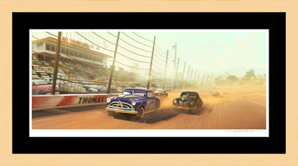 Race at Thomasville Speedway