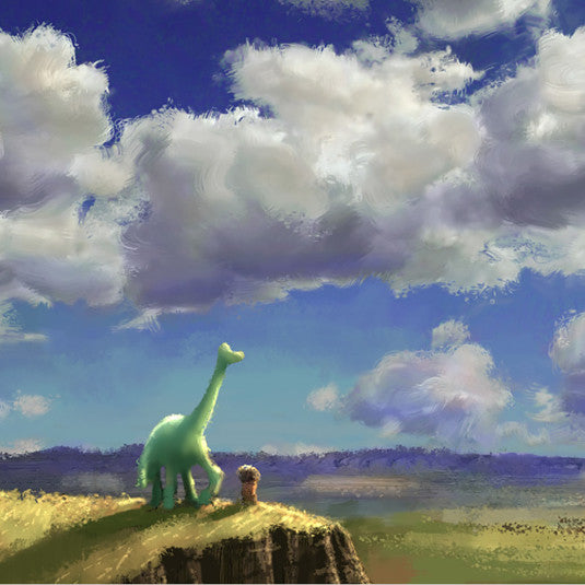 The Good Dinosaur Colorscript