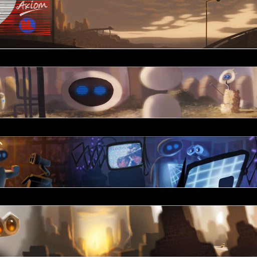 Wall·E Colorscript