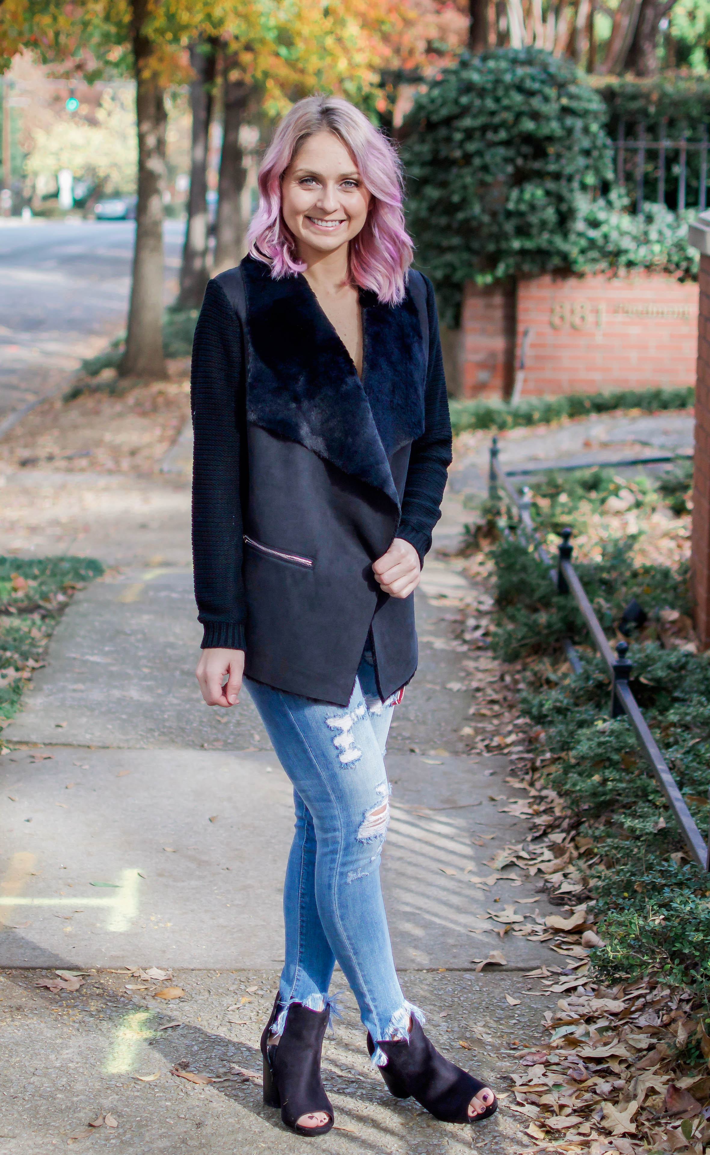 Black Shawl Collar Jacket - Dawn and Rae Boutique