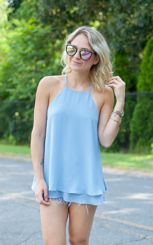 Butterfly Effects Tank Top - Dawn and Rae Boutique
