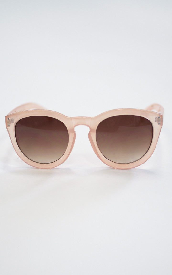 Pink Sugar Round Shaped Sunglasses - Dawn and Rae Boutique