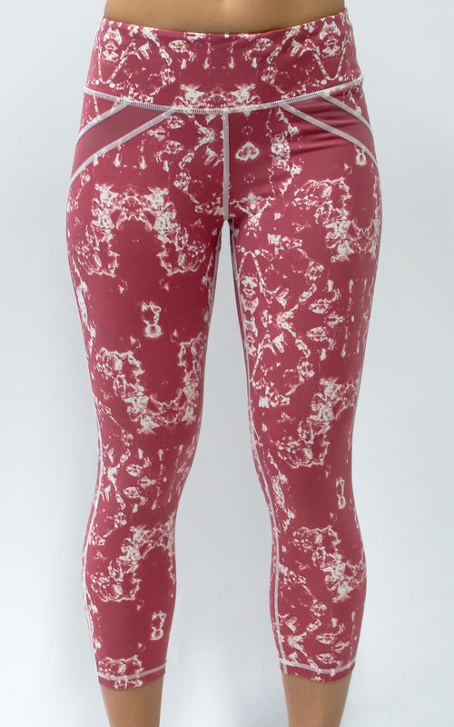 On My Radar Rust Active Leggings - Dawn and Rae Boutique