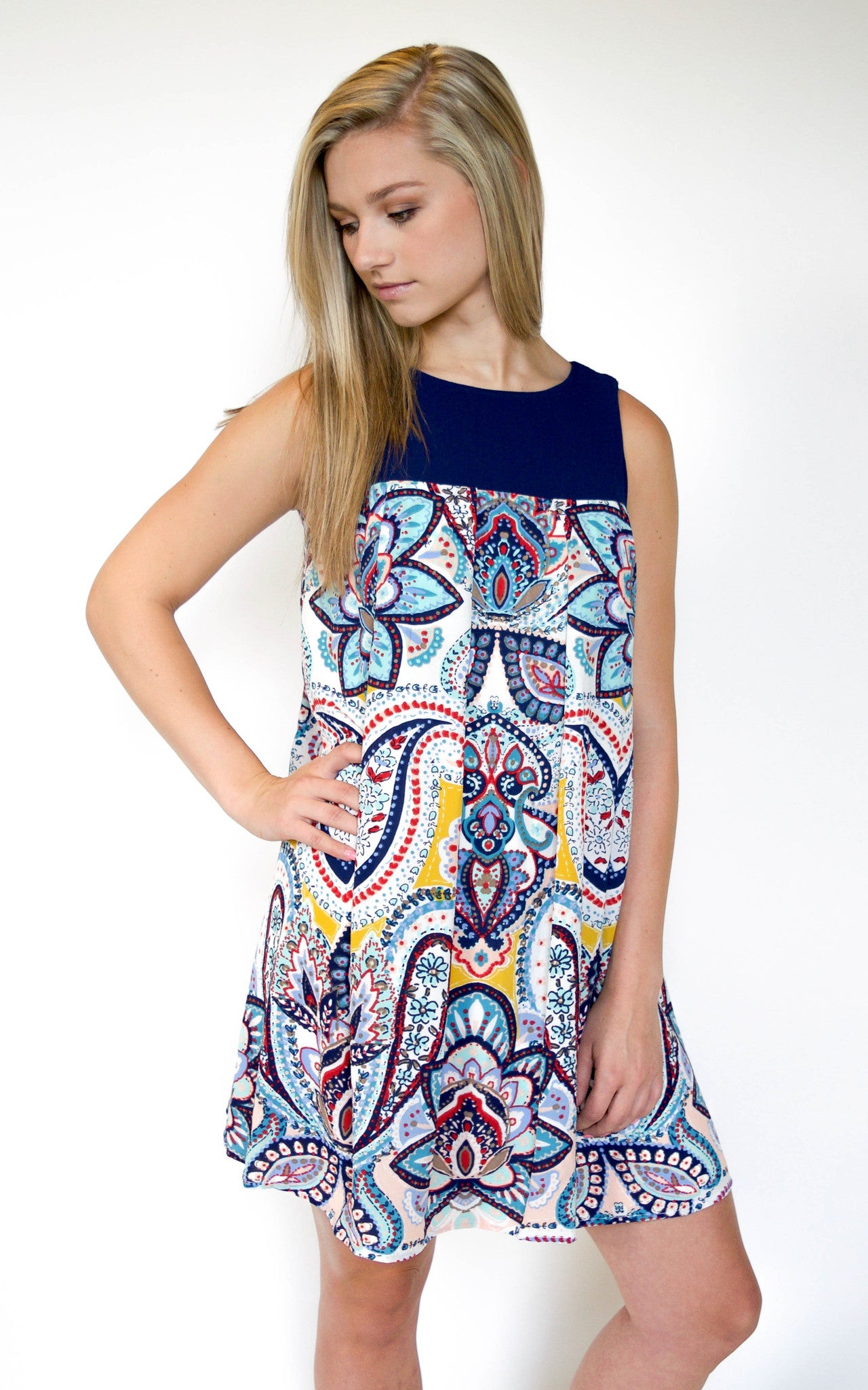 Push It To The Limit Dress - Dawn and Rae Boutique