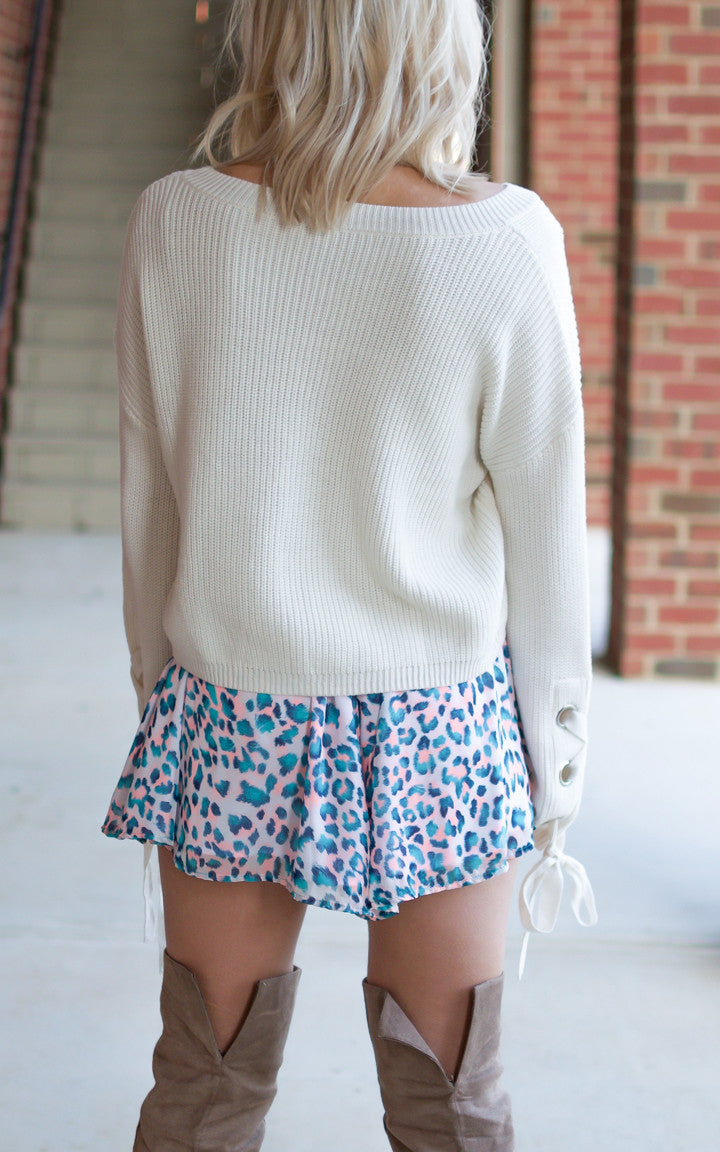 In The Cabana Printed Shorts - Dawn and Rae Boutique