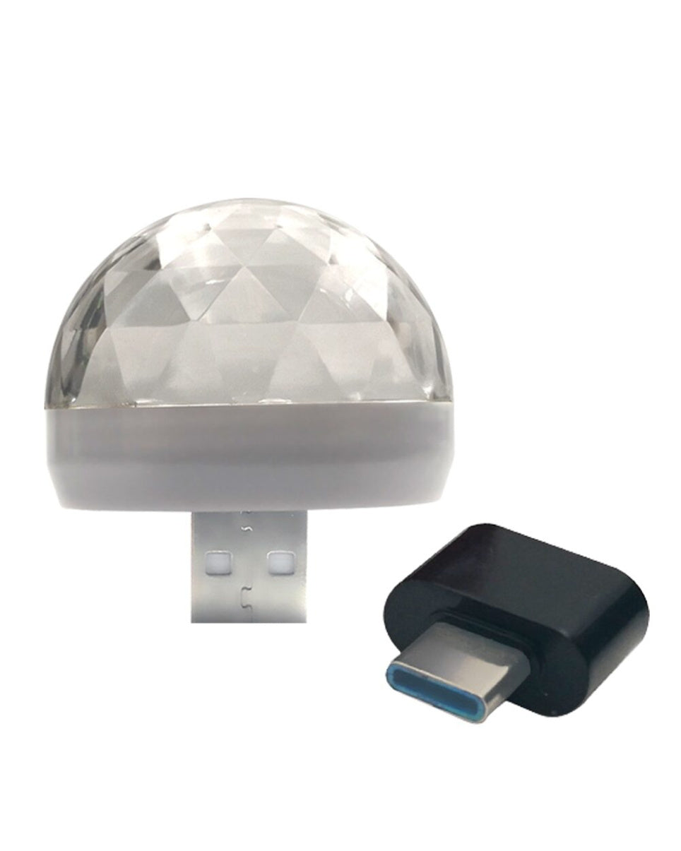 LED USB Disco Ball Light
