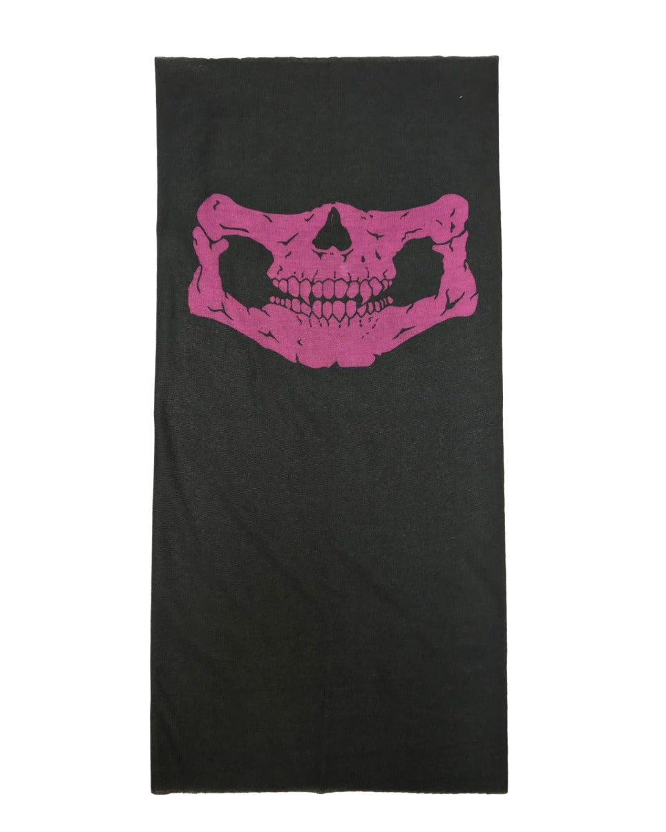 Skull Face Mask (Available in 4 Colors)