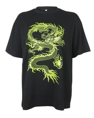 Dragon Slayr Dress Tee