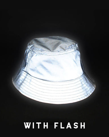 Flash Reflective Bucket Hat