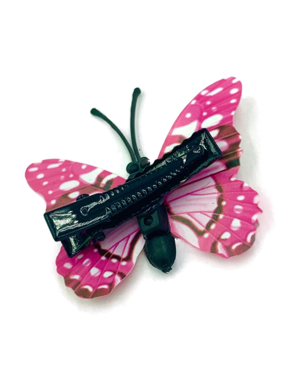 5pc Butterfly Dream Hair Clips
