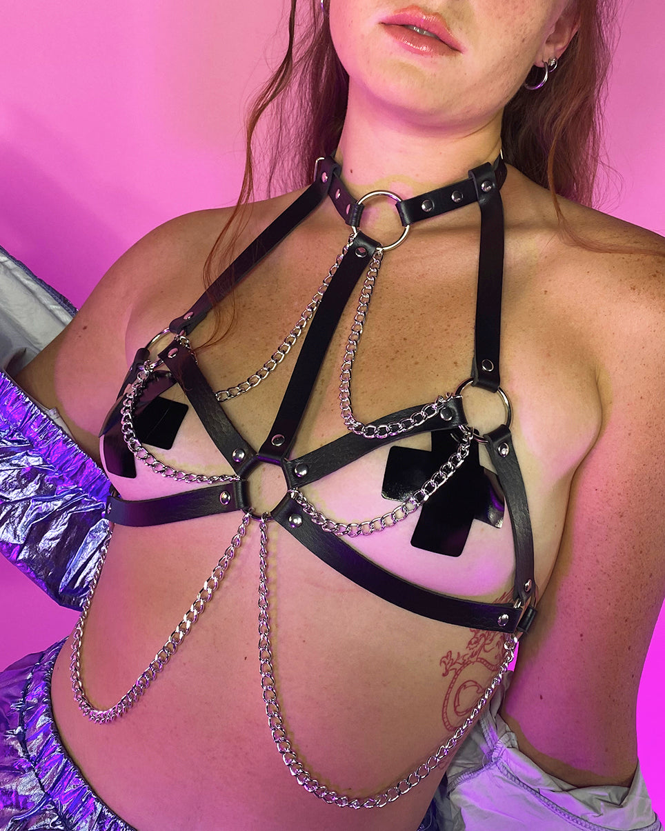 Ride or Die Top Harness