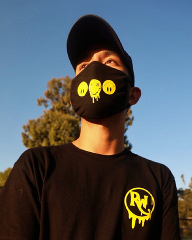 Space Yacht x RW Smiley Mask