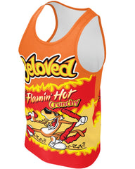 Flamin' Hot Men's Tank Top