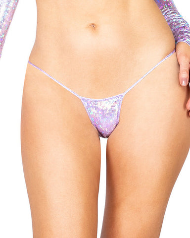 Iridescent Shimmer Micro Bottoms