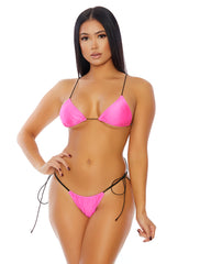 Poolside Bae 2pc Bikini