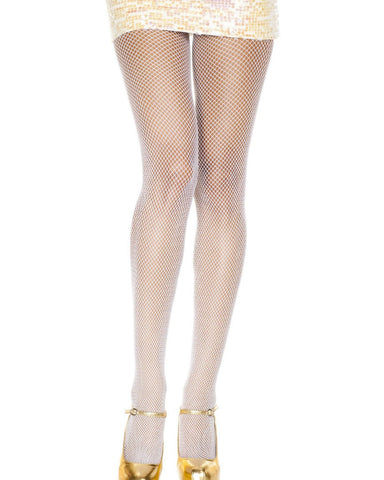 Mini Fishnet Seamless Spandex Stockings