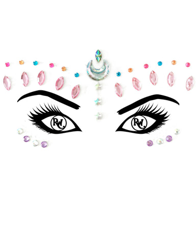 Luna Love Festival Face Jewel