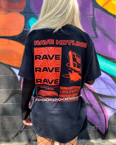 Rave Hotline T