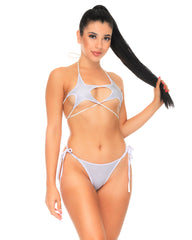 Super Nova Girl 2pc Star Bikini Set