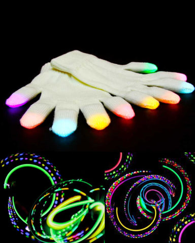 GloFX 10 Light Premier Glove Set