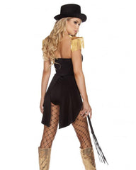 Ravishing Ringleader Bodysuit Costume with Accessories