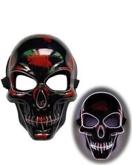 Full Skull LED Face Mask