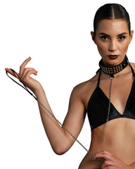 String Me Along Collar And Leash 2pc Set