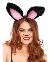Plush Bunny Ears Accessory