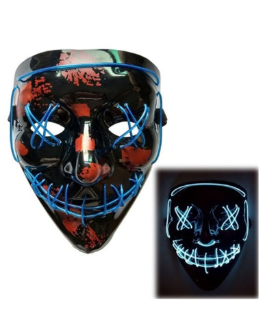 Let's Purge Full Face LED Mask
