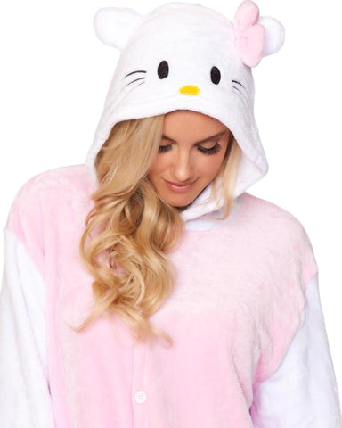 Hello Pretty Kitty Onesie