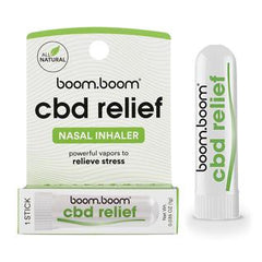 BoomBoom CBD Relief Nasal Inhaler