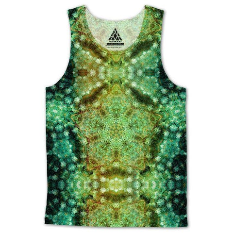 Set 4 Lyfe / DAQUALIA - FIR VORTEX TANKTOP - Clothing Brand - Premium Tanktop - SET4LYFE Apparel