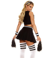 Daddy's Girl Cheerleader Costume
