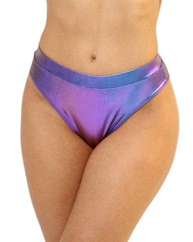 Mystic Neptune Cheeky High-Cut Bottoms