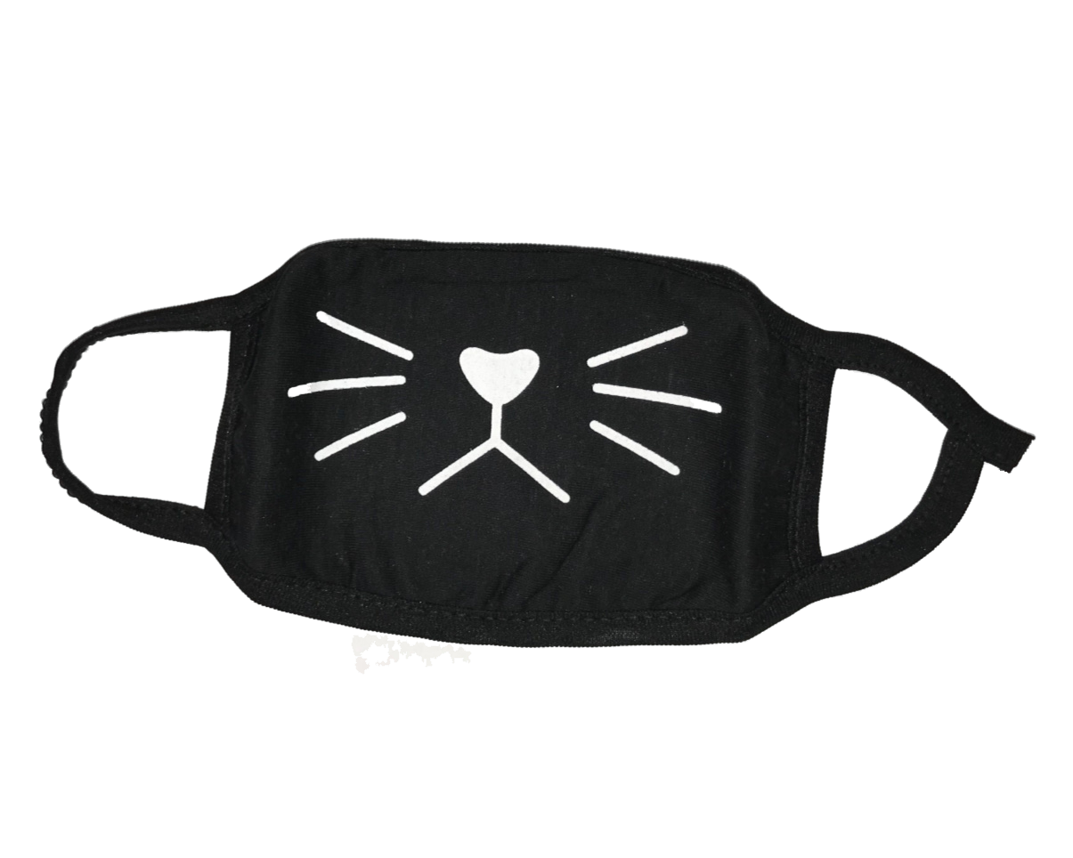 Angry Meow Cloth Face Mask