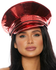Captain Techno Metallic Hat (Available in 5 Colors!)