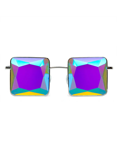 GloFX MC Squared Kaleidoscope Glasses