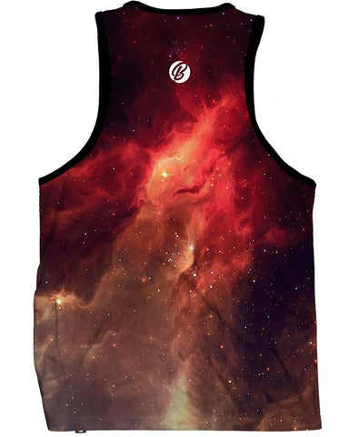 Nebula Men's Tank Top