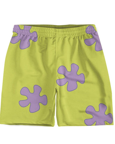 Patrick Weekend Shorts -  rave wear, rave outfits, edc, booty shorts