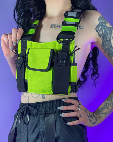 Ready For Anything Harness Bag