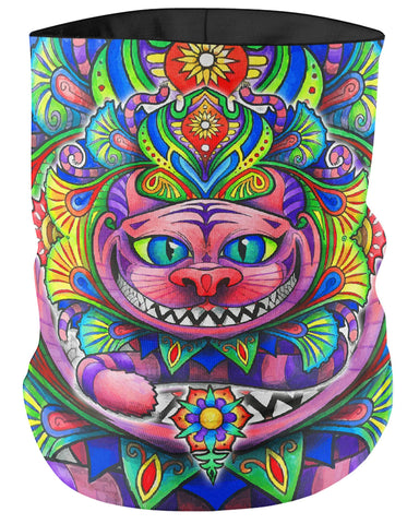 Cheshire Cat Bandanna Face Mask