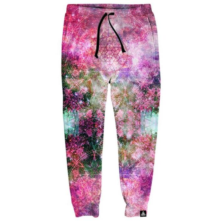 PINEAL METATRON GALAXY JOGGERS