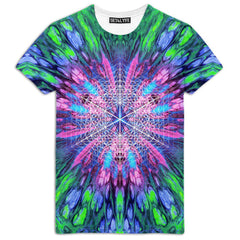 Set 4 Lyfe / JG Creationz - LSD PORTAL T - Clothing Brand - Premium Tee - SET4LYFE Apparel