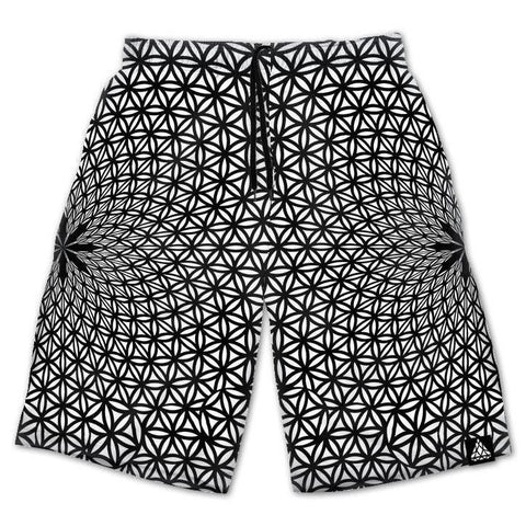 Set 4 Lyfe / Rooz Kashani - NEW DIVINITY SHORTS - Clothing Brand - Shorts - SET4LYFE Apparel