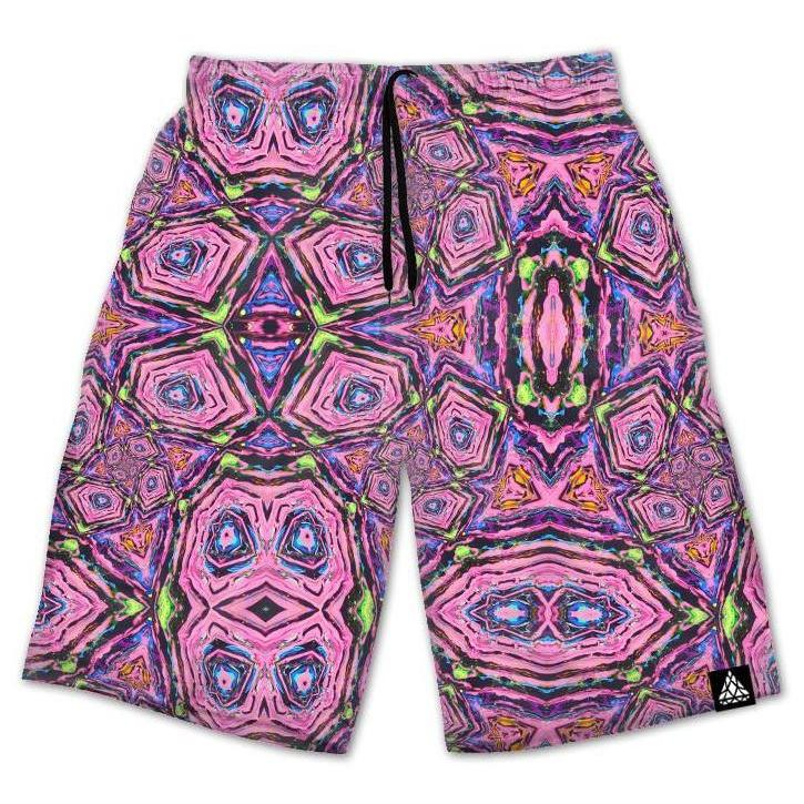 Set 4 Lyfe / JG Creationz - FUHD SHORTS - Clothing Brand - Shorts - SET4LYFE Apparel
