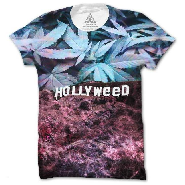 Set 4 Lyfe / Mattaio - HOLLYWEED T - Clothing Brand - Premium Tee - SET4LYFE Apparel