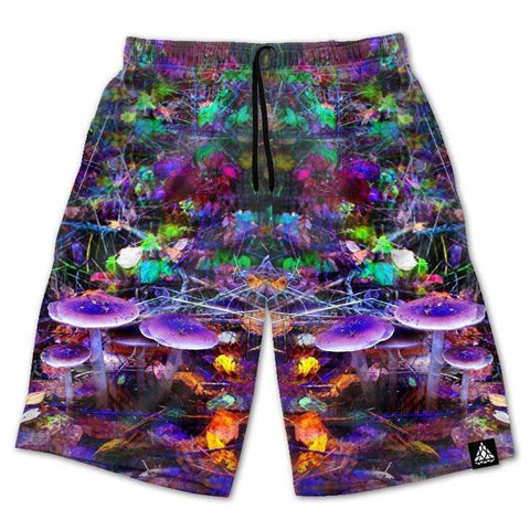 Set 4 Lyfe / Mattaio - SHROOMZ SHORTS - Clothing Brand - Shorts - SET4LYFE Apparel