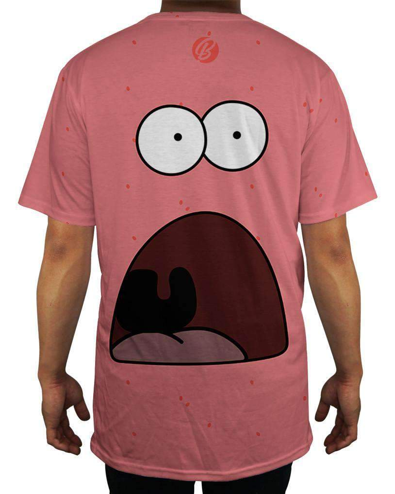 Shocked Patrick Men's Tee