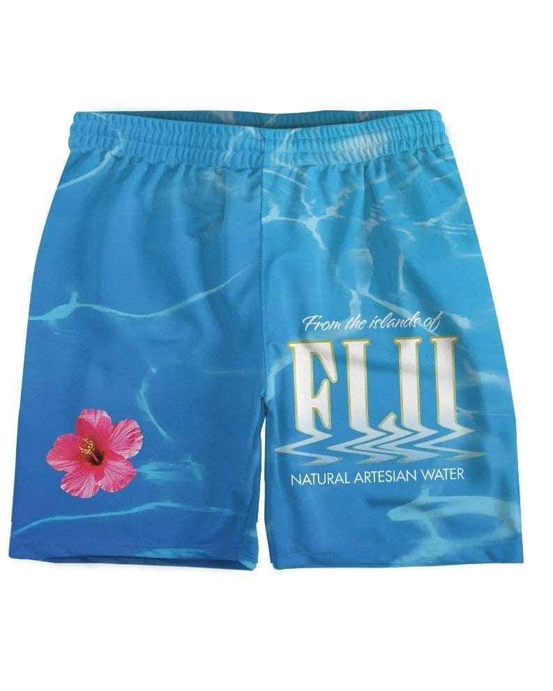 Fiji Water Weekend Shorts
